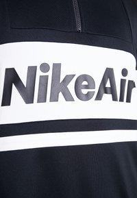 Nike Sportswear - M NSW NIKE AIR JKT PK - Kevyt takki - black/white/university red - 5