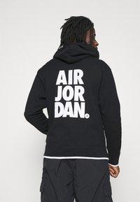 Jordan - Sweatshirt - black/white - 2