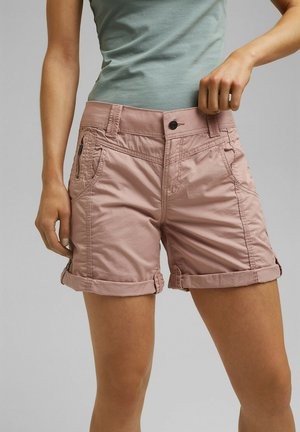 Shorts - old pink