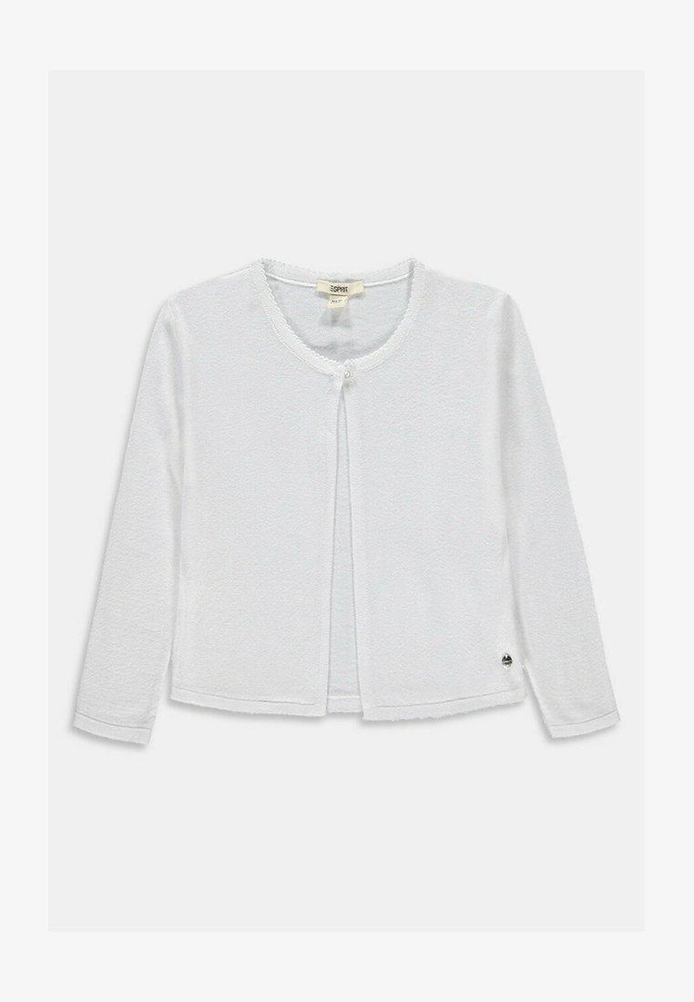 Esprit - Cardigan - white