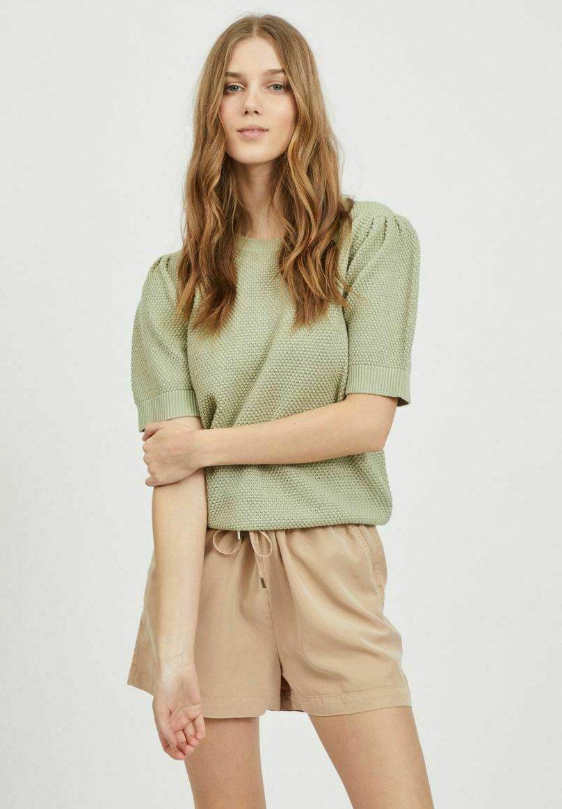 Damen VICHASSA PUFF - T-Shirt print