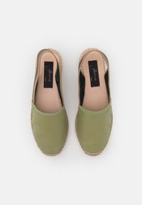 Gaimo - Platform sandals - pharos salvia/plata vieja - 5