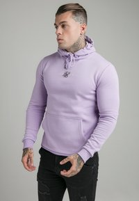 SIKSILK - CORE OVERHEAD HOODIE - Sweater - lilac - 0