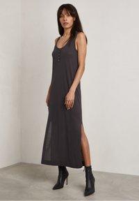 Hunkydory - AMY - Maxi dress - charcoal - 0