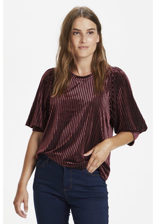 KACACA  - T-shirt à manches longues - port royale