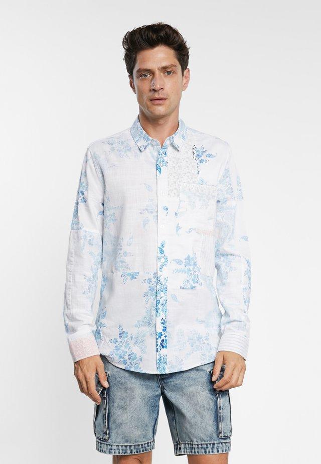 ALBERICO - Overhemd - white