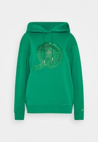 Tommy Hilfiger - ICON RELAXED HOODIE - Hoodie - nouveau green - 0