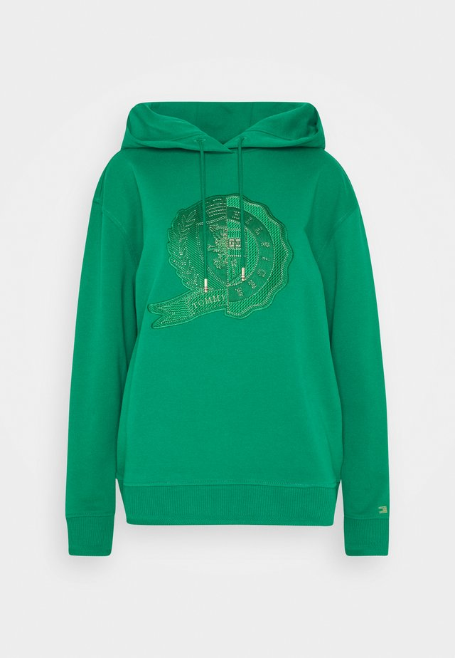ICON RELAXED HOODIE - Sweat à capuche - nouveau green