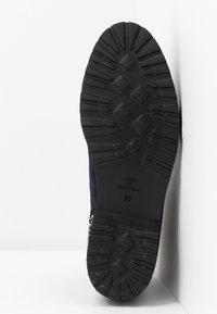 Pinto Di Blu - Classic ankle boots - bleu - 6