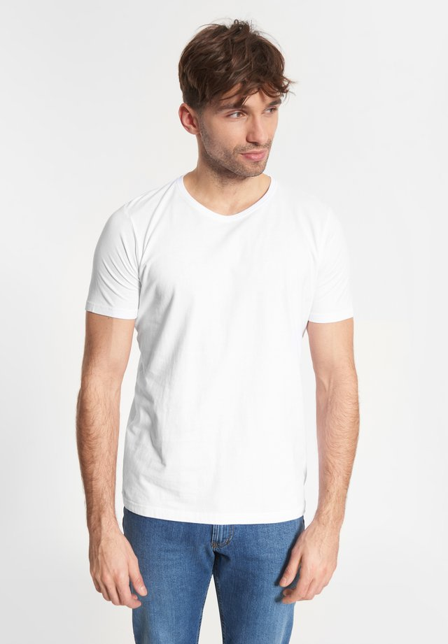 Basic T-shirt - white