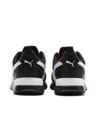 Puma - R78 UNISEX - Sneakers - black-white-white - 3