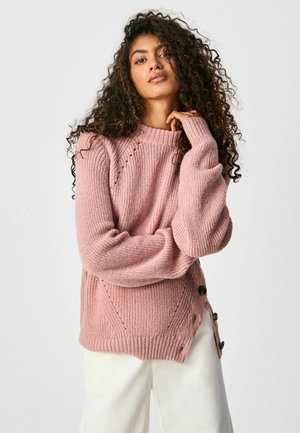 ORCHID - Neule - soft pink