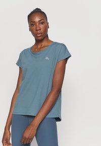 ONLY Play - ONPAUBREE - Sports shirt - goblin blue - 4