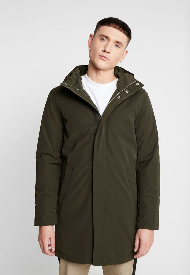 GEORGE - Parkaer - army green