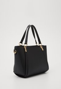 New Look - FRANCIS MIDI TOTE - Tote bag - black - 1