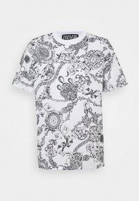 BAROQUE - Print T-shirt - bianco ottico