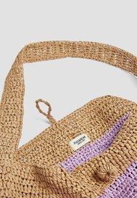 PULL&BEAR - Tote bag - multi-coloured - 3