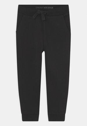 TODDLER ACTIVE CORE - Spodnie materiałowe - jet black