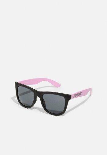 CLASSIC STRIP SUNGLASSES UNISEX - Sunglasses - pink