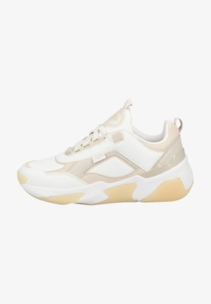 Sneakersy niskie - offwhite/beige