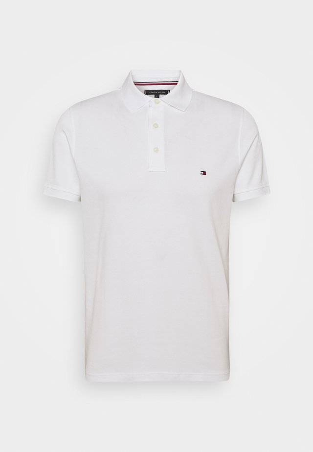 SOPHISTICATED STRUCT - Polo shirt - white