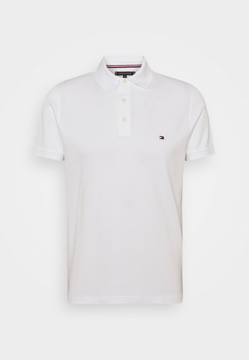 Tommy Hilfiger Tailored - SOPHISTICATED STRUCT - Polo shirt - white