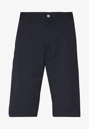 PRESENTER DUNMORE - Shorts - dark navy rinsed