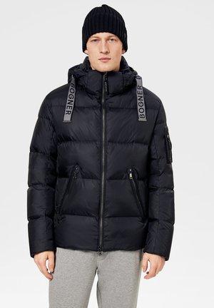 JAMY - Down jacket - schwarz