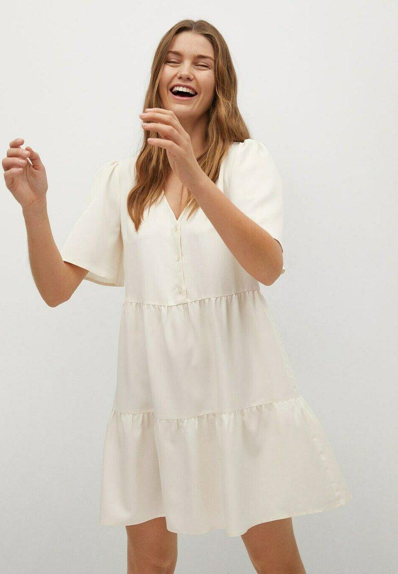 Mango - RITA-L - Day dress - beige