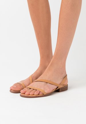 HEIDI BARE - Sandals - desert camel