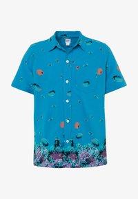 GAP - BOY - Shirt - ocean - 0