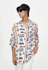 PULL&BEAR - Shirt - white - 3