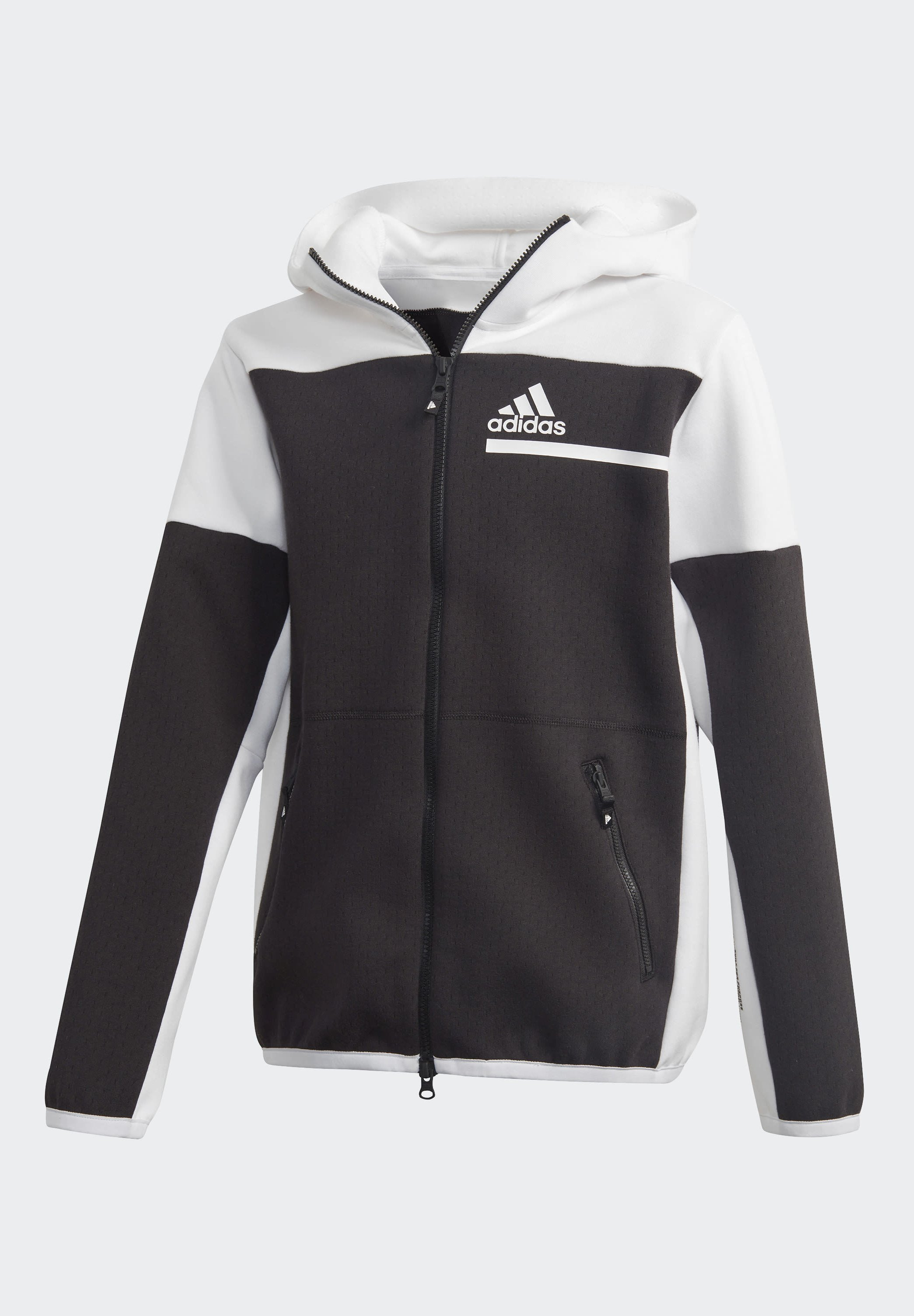 adidas Performance Z.N.E. FULL ZIP HOODIE Sweatjacke