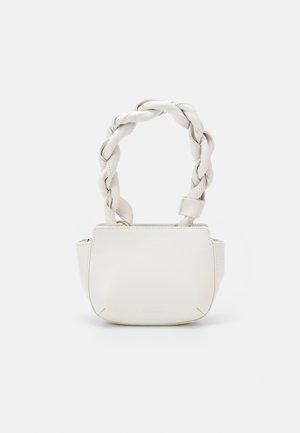 TWISTY BAG - Handtas - white