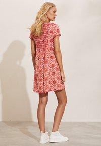 Odd Molly - MYRTLE - Day dress - pink fudge - 3