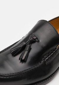 Florsheim - PUCCINI - Scarpe senza lacci - black - 5