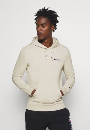 ROCHESTER HOODED  - Sweat à capuche - beige