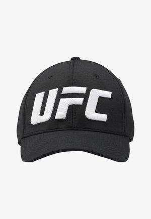 UFC LOGO BASEBALL HAT - Czapka z daszkiem - black