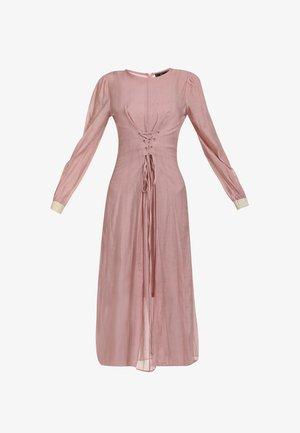 Day dress - dark pink