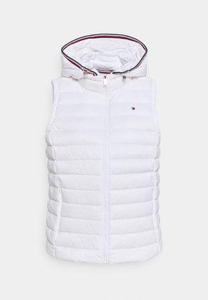 VEST - Waistcoat - white