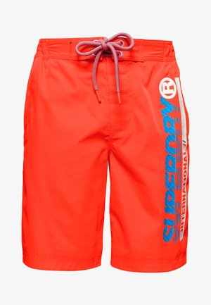 Swimming shorts - havana orange
