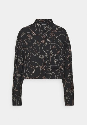 Skjortebluser - black