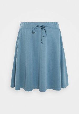 INDRIANA - Mini skirt - stellar blue