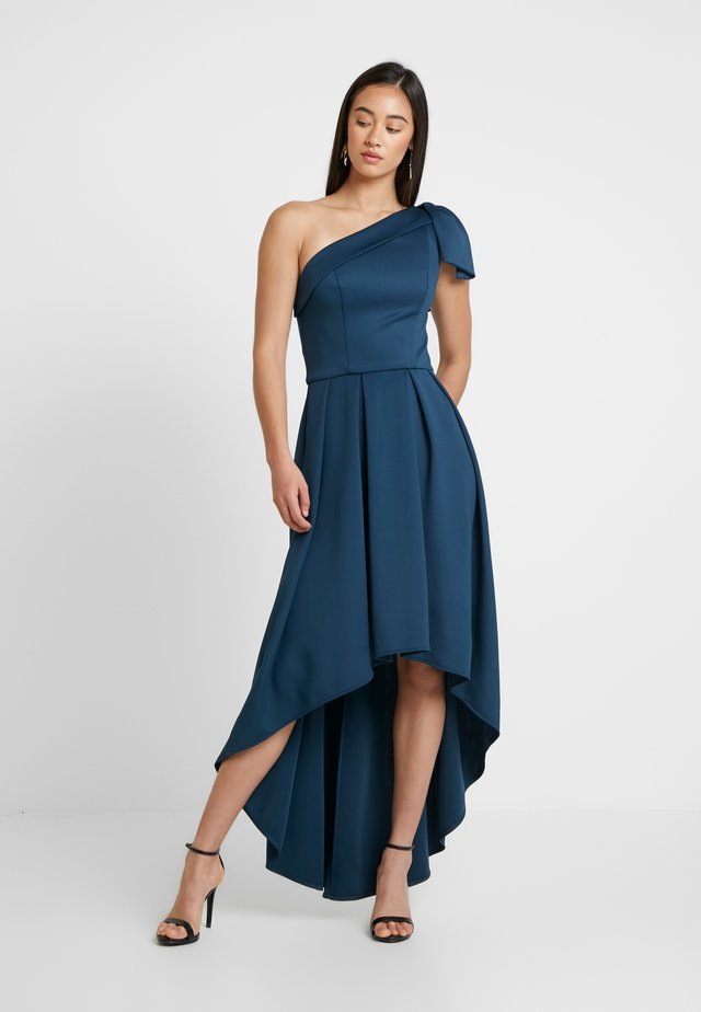 INDIA DRESS - Ballkjole - blue