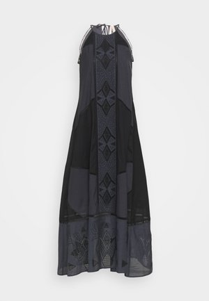 Cocktail dress / Party dress - midnight blue