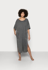 Free People - COZY ALL DAY HAREM - Nightie - washed black - 1