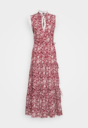 Day dress - red/white