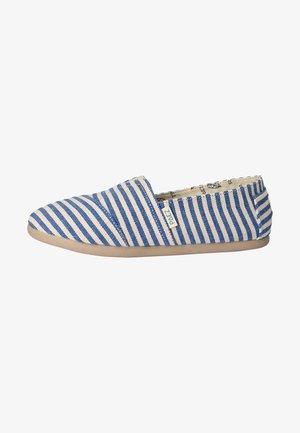 CLASSIC SURFY - Espadrilles - blue