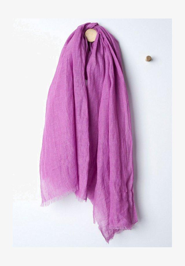 Sjaal - violet