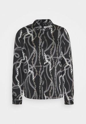 VMCAILEY - Button-down blouse - black
